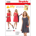 6-8-10-12-14 - SIMPLICITY MISSES DRESSES