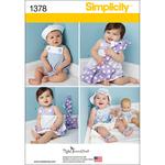XS-S-M-L - Simplicity Babies Sportswear