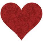 Heart #3 - Sizzix Bigz Dies Fabi Edition