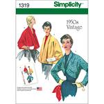 6-8-10-12-14 - Simplicity Misses Jackets Coats