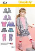 3-4-5-6-7-8 - Simplicity Child Sportswear