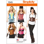 14-16-18-20-22 - Simplicity Crafts Costumes