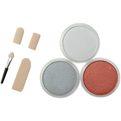 Metallics - Silver, Pewter & Copper - PanPastel Ultra Soft Artist Pastel Set 9ml 3/Pkg