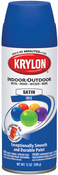 Satin Iris - Colormaster Indoor/Outdoor Aerosol Paint 12oz