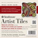 """Watercolor - Strathmore Artist Tiles 6""""X6"""" 10/Pkg"""