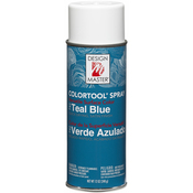 Teal Blue - Colortool Spray Paint 12oz