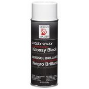 Glossy Black - Colortool Spray Paint 12oz