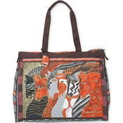 "Moroccan Mares - Travel Bag 20""X9""X16"""