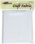 "White - Fabric Palette Precut 18""X45"" 1/Pkg"