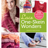 Lace One-Skein Wonders Judith Durant has created a book with endless possibilities! This all-new collection features 101 original lace knitting projects each using just a single skein of yarn. This book is good for all levels of knitters. From clothes and accessories to pillows, curtains and tablecloths, these beautiful projects were contributed by designers and knitters around the world. Author: Judith Durant. Softcover, 304 pages. Published Year: 2013.
