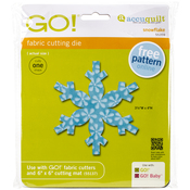 Snowflake - GO! Fabric Cutting Dies