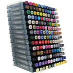 Spectrum Noir Marker Storage Racks Clear