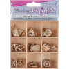 Sealife - Wooden Shapes 45/Pkg