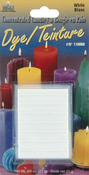 White - Concentrated Candle Dye .75oz Block