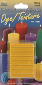 Yellow - Concentrated Candle Dye .75oz Block