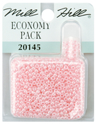 Pink - Mill Hill Glass Seed Beads Economy Pack 2.5mm 9.08g