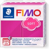Raspberry - Fimo Soft Polymer Clay 2oz