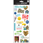 Our New Home - Specialty Stickers