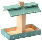 "Bird Feeder 8""X3.5"" - Wood Model Kit"