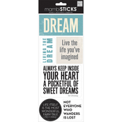 Dream - Sayings Stickers