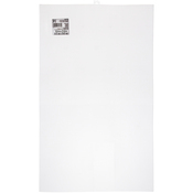 "Clear - Ultra Stiff Plastic Canvas 7 Count 13.625""X11.5"""