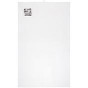 "Clear - Ultra Stiff Plastic Canvas 7 Count 13.625""X11.5"""