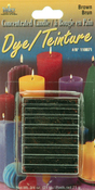 Brown - Concentrated Candle Dye .75oz Block