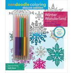 Zendoodle Coloring: Winter Wonderland - St. Martin's Books