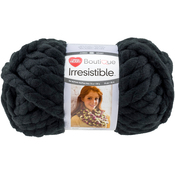 Black - Red Heart Boutique Irresistible Yarn