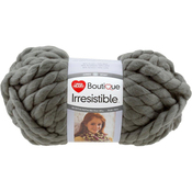 Grey - Red Heart Boutique Irresistible Yarn