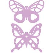 Butterflies Duo, 2/Pkg - Dovecraft Value Die