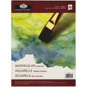 """25 Sheets - Essentials Watercolor Artist Paper Pad 9""""X12"""""""