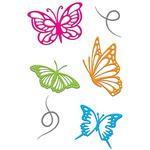Butterflies - Little B Cutting Die