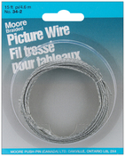 Braided Picture Wire 15'