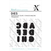 Alphas Pt. 1 - Xcut Mini Decorative Die