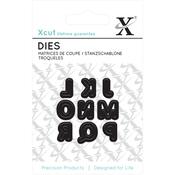 Alphas Pt. 2 - Xcut Mini Decorative Die