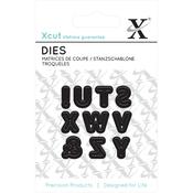Alphas Pt. 3 - Xcut Mini Decorative Die