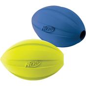 """Blue & Green - Nerf Feeder Football 5"""" 2/Pkg"""