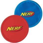 """Blue & Red - Nerf Nylon Flyer 10"""" 2/Pkg"""
