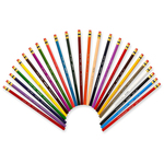 Assorted - Col-Erase Colored Pencils 24/Pkg