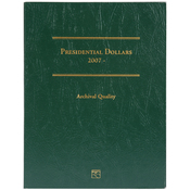 2007-2016 - Presidential Dollar Folder