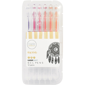Neon - KaiserColour Gel Pens 12/Pkg