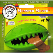 "Green 3"" - Monster Mouth Ball"