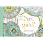 Free Spirit - KaiserColour Postcard Book 20/Pkg