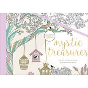 Mystic Treasures - KaiserColour Postcard Book 20/Pkg