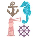 Nautical - Little B Cutting Die