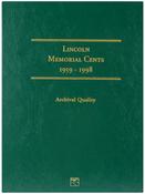 1959-1998 - Lincoln Memorial Cent Folder