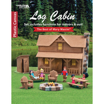 Log Cabin - Leisure Arts