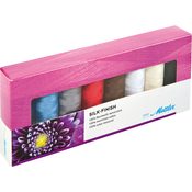 Silk Finish Cotton Thread Gift Pack 8/Pkg