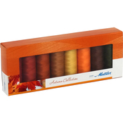 Autumn - Silk Finish Cotton Thread Gift Pack 8/Pkg